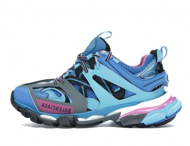 """Fake Balenciaga Track Runners """"Blue"""""""