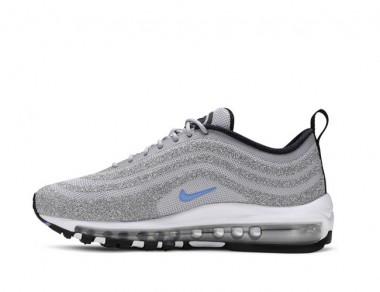 """Fake Air Max 97 """"Swarovski Polar Blue"""" Cheap Nike Shoes"""
