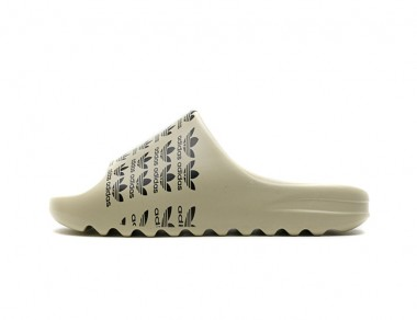 "Yeezy Inspired Slides ""Adidas Logo"""