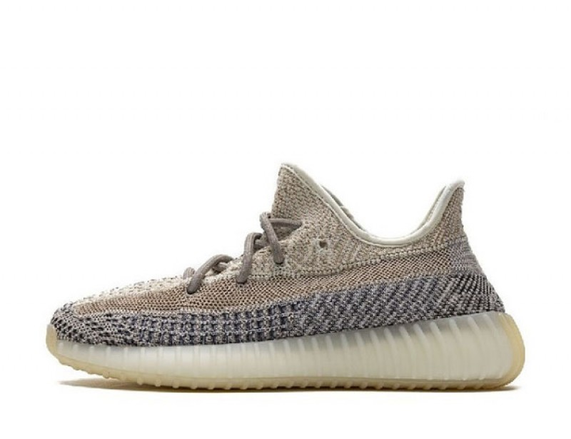 Yeezy 350 V2 Ash Pearl image from YZYKICKS